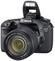 Canon EOS 7D + 15-85 mm + 70-300 mm IS
