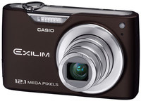 Casio EXILIM Z450 hnědý