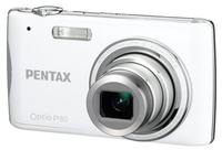 Pentax Optio P80 bílý
