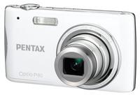 Pentax Optio P80 bílý