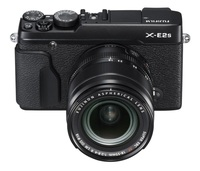 Fujifilm X-E2s + 18-55 mm černý + 32GB karta + brašna Oslo 14Z + čisticí utěrka!
