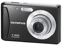 Olympus T-100 černý