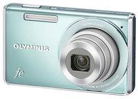 Olympus FE-5030 modrý