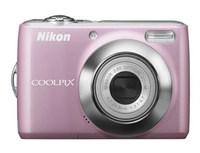 Nikon Coolpix L21 růžový