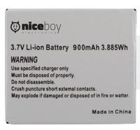 NICEBOY baterie pro VEGA, VEGA+ a VEGA 5 fun 900mAh