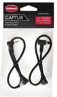 Hähnel Captur Cable Pack pro Canon