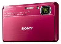 Sony CyberShot DSC-TX7 růžový