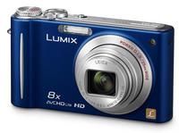 Panasonic Lumix DMC-ZX3 modrý