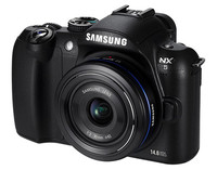 Samsung NX5 + 18-55 mm OIS