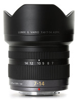 Panasonic Lumix G 7-14 mm F 4 ASPH