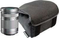 Olympus M.ZUIKO ED 40-150mm f/4,0-5,6 EZ-M4015 R + originální pouzdro!