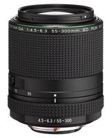 Pentax HD DA 55-300mm f/4,5-6,3 ED PLM WR RE