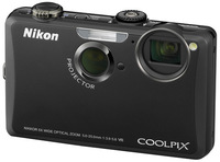 Nikon CoolPix S1100pj černý