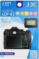 JJC ochranná folie LCD LCP-K1 pro Pentax K-1