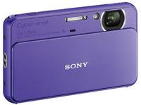Sony CyberShot DSC-T99 fialový