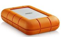 """LaCie Rugged Mini 2TB HDD, 2.5"""" USB 3.0, hliníkový, odolný"""