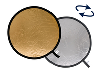 Lastolite Collapsible odrazná deska 120cm stříbrná/zlatá