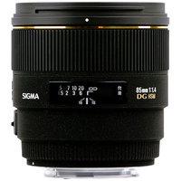 Sigma 85mm f/1,4 EX DG HSM pro Pentax