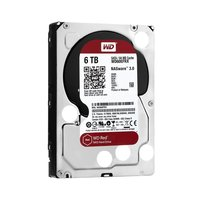 "Western Digital Red 6TB HDD, 3.5"" NAS WD60EFZX"