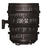 Sigma CINE 24-35mm T/2,2 pro Canon