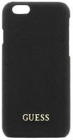 Guess Saffiano Zadní kryt pro iPhone 6/6S Plus černý