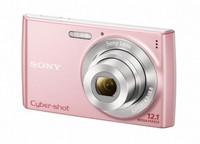 Sony CyberShot DSC-W510 růžový