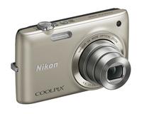 Nikon Coolpix S4100 stříbrný
