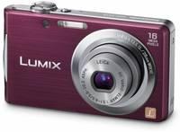 Panasonic Lumix DMC-FS18 fialový