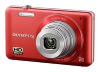 Olympus VG-120 červený