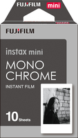 Fujifilm Instax mini colorfilm Monochrome