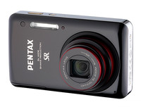 Pentax Optio S1 černý