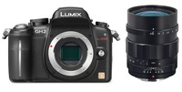 Panasonic Lumix DMC-GH2 + Nokton 25 mm F 0.95!