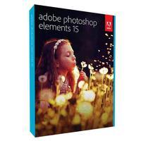 Adobe Photoshop Elements 15 MP ENG FULL Box