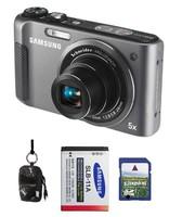 Samsung WB2000 šedý + 8GB karta + náhradní akumulátor +pouzdro Aha 70J!