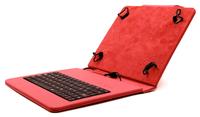 """C-TECH PROTECT pouzdro univerzální s klávesnicí pro 8"""" tablety, FlexGrip, NUTKC-02,"""