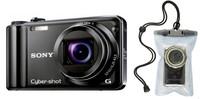 Sony CyberShot DSC-HX5 černý + podvodní pouzdro 420 mini! + fotokniha zdarma!