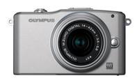 Olympus PEN E-PM1 + 12-50 mm stříbrný