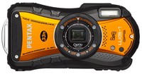 Pentax Optio WG-1 GPS oranžový