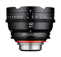 Samyang XEEN CINE 16mm T/2,6 pro Canon EF