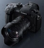 Panasonic Lumix DMC-GH5 - první dojmy