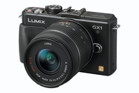 Panasonic Lumix DMC-GX1 + 14-42 mm