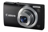 Canon PowerShot A4000 IS černý