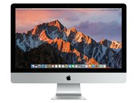 """Apple iMac 27"""" i5 3,4GHz Retina 5K 1TB 8GB RP570 MNE92CZ/A stříbrný"""