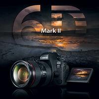 Canon představil nový full frame EOS 6D Mk II a základní model Canon EOS 200D.