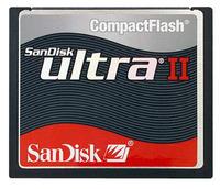 SanDisk 8GB  CF ULTRA II