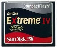 SanDisk 4 GB CF EXTREME IV