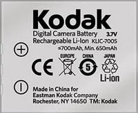 Kodak akumulátor KLIC 7005