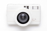 Lomography Fisheye Compact Camera White