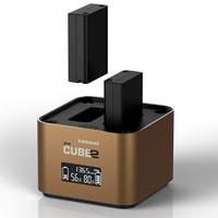 Hahnel univerzální nabíječka Pro CUBE2 pro Olympus