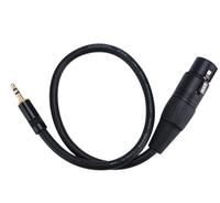 JJC kabel XLR na jack 3,5mm 40cm